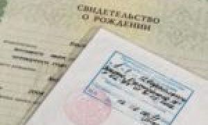 Отметка о гражданстве в свидетельстве о рождении ребенка: нужно ли ставить штамп, получать вкладыш?