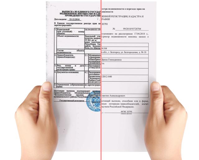 Свидетельство о государственной регистрации права: где номер и серия?