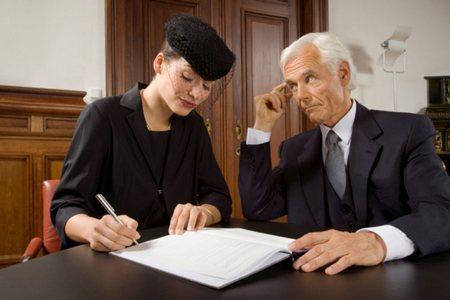 Оформление наследства у нотариуса после смерти: обязанности, наследование по завещанию и по закону