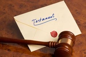 Лишение наследства по закону, путем составления завещания, наследников первой очереди