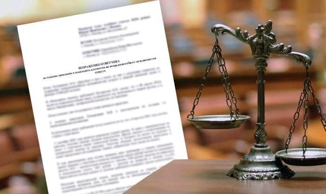 Возражение на исковое заявление о взыскании алиментов и неустойки: образец, судебная процедура