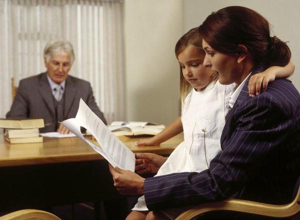 Характеристика на ребенка из детского сада или школы в органы опеки или суд от воспитателя