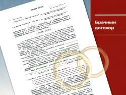 Изменение брачного договора и его расторжение: с какого момента прекращается действие?