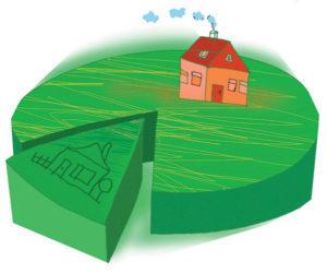 Земельное владение, передаваемое по наследству: проблемы и особенности наследования участков земли