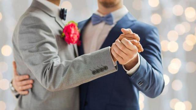 Заключения гомосексуальных браков