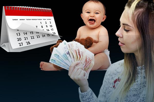 Сумма материнского капитала: размеры выплат на сегодняшний день и сроки получения денег
