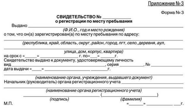Какие документы нужны для прописки в квартире собственника: перечень, правила проведения процедуры