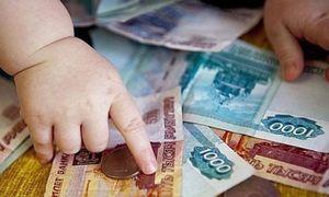 Финансирование детских пособий: график начисления и выплаты денег по уходу за ребенком