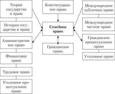 Семейное право в России: понятие и определение по Пчелинцевой, кратко самое главное, что регулирует