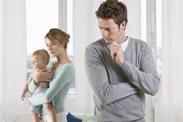 300 дней после развода - отцовство: как действует статья закона, если родился ребенок?