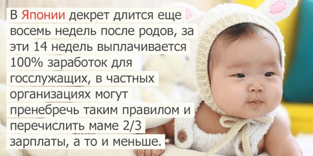 Пособие по беременности и родам: кто выплачивает, как определяется размер, какие нужны документы?