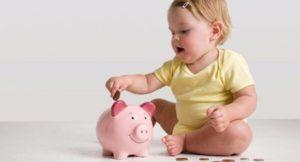 Пособие при рождении ребенка: размер единовременных и ежемесячных выплат